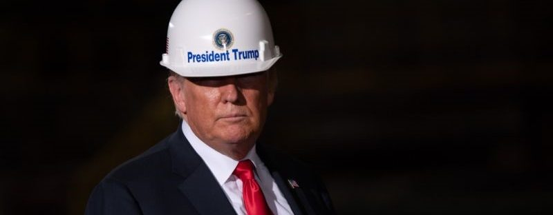 Trump đang thua trong cuộc chiến thương mại với Trung Quốc theo cách mà Trump vốn mong muốn nhất